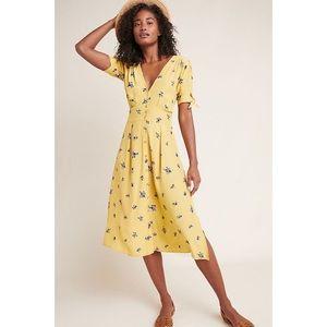 Faithfull The Brand Billie Dress Dolores Floral XS